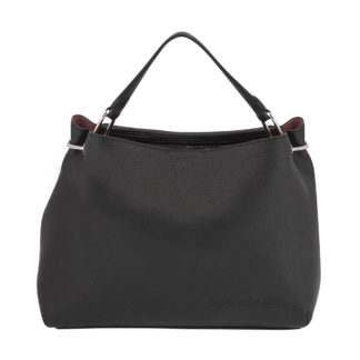 Calvin Klein - Calvin Klein Ultra Light 2 Way Satchel K40K400606 - ΜΑΥΡΟ