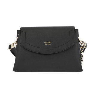 Guess - Guess Digital Crossbody HWVG68-53180 - ΜΑΥΡΟ