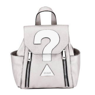 Guess - Guess Urban Sport Backpack HWVQ71-09310 - ασημι