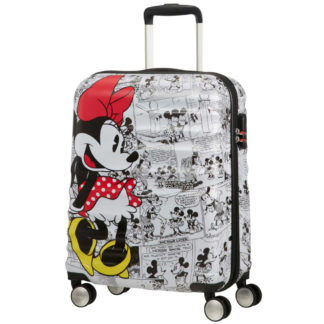 American Tourister - American Tourister At Disney Spinner 85667-SM7484 - λευκο