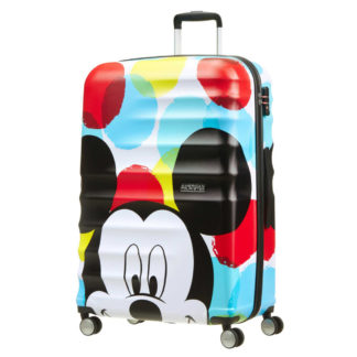 American Tourister - American Tourister At Disney Spinner 85673-SM6978 - μπλε