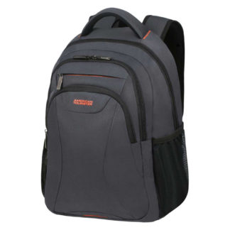 American Tourister - American Tourister At Work Laptop Backpack 88529-SM1419 - γκρι/πορτοκαλι