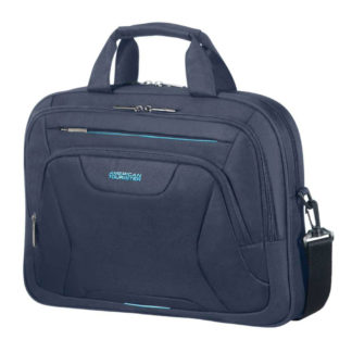 American Tourister - American Tourister At Work Laptop Bag 88532-SM1552 - μπλε σκουρο