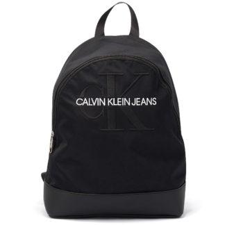 Calvin Klein - Calvin Klein Ckj Monogram Nylon Cp Bp 40 K50K505249-BDS - μαυρο