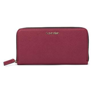 Calvin Klein - Calvin Klein Worked Lrg Ziparound K60K606063-XCP - κοκκινο