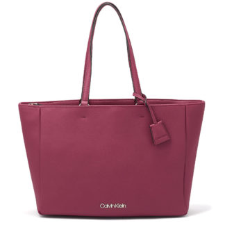 Calvin Klein - Calvin Klein Worked Shopper K60K606026-XCP - κοκκινο