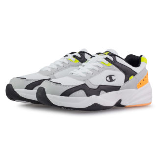Champion - Champion Low Cut Shoe Philly Mesh/Pu S21372-WW006 - λευκο/μαυρο