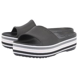 Crocs - Crocs CB Platform Bld Color Slide 205693-001 - μαυρο