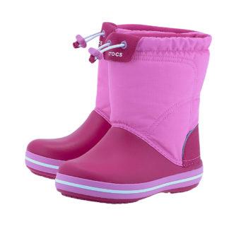 Crocs - Crocs Crocband LodgePoint Boot 203509-6LR - ΡΟΖ