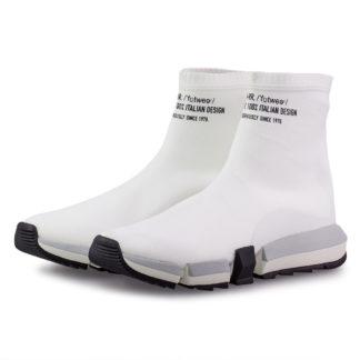 Diesel - Diesel Padola H-Padola High Sock W Y02002_P2177_T1015 - λευκο