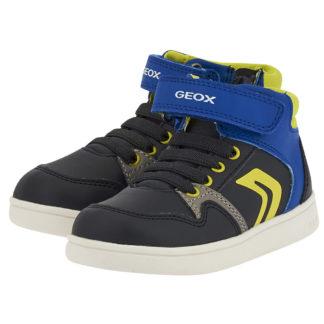 Geox - Geox B Djrock Boy B842CA-05415-CF43S - ΜΠΛΕ