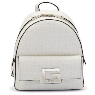 Guess - Guess Brightside Backpack HWVD7580320-WHI - λευκο