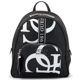 Guess - Guess Haidee Large Backpack HWGG7586330-BLA - μαυρο