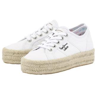 Pepe Jeans - Pepe Jeans Abersun Basic PLS30870-800 - λευκο