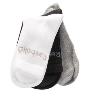 Reebok Sport - Reebok Act Core Crew Sock 3P DU2993 - διαφορα χρωματα