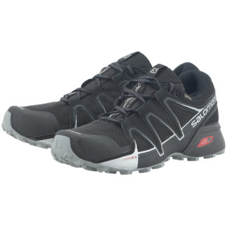 Salomon - Salomon Speedcross 398468 - ΜΑΥΡΟ