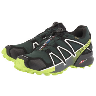 Salomon - Salomon Speedcross 4 Gtx 404662 - ΠΡΑΣΙΝΟ