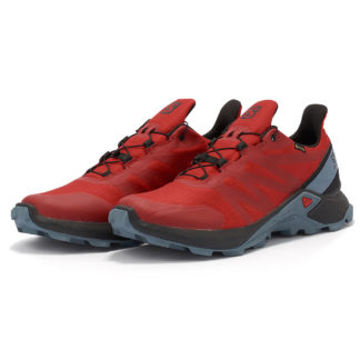 Salomon - Salomon Supercross Gtx 409178 - κοκκινο