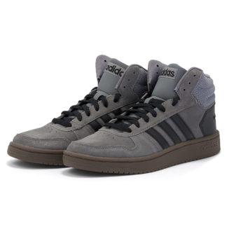 adidas Sport Inspired - adidas Hoops 2.0 Mid EE7367 - γκρι/μαυρο