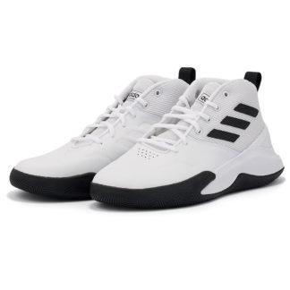 adidas Sport Performance - adidas Ownthegame EE9631 - λευκο/μαυρο
